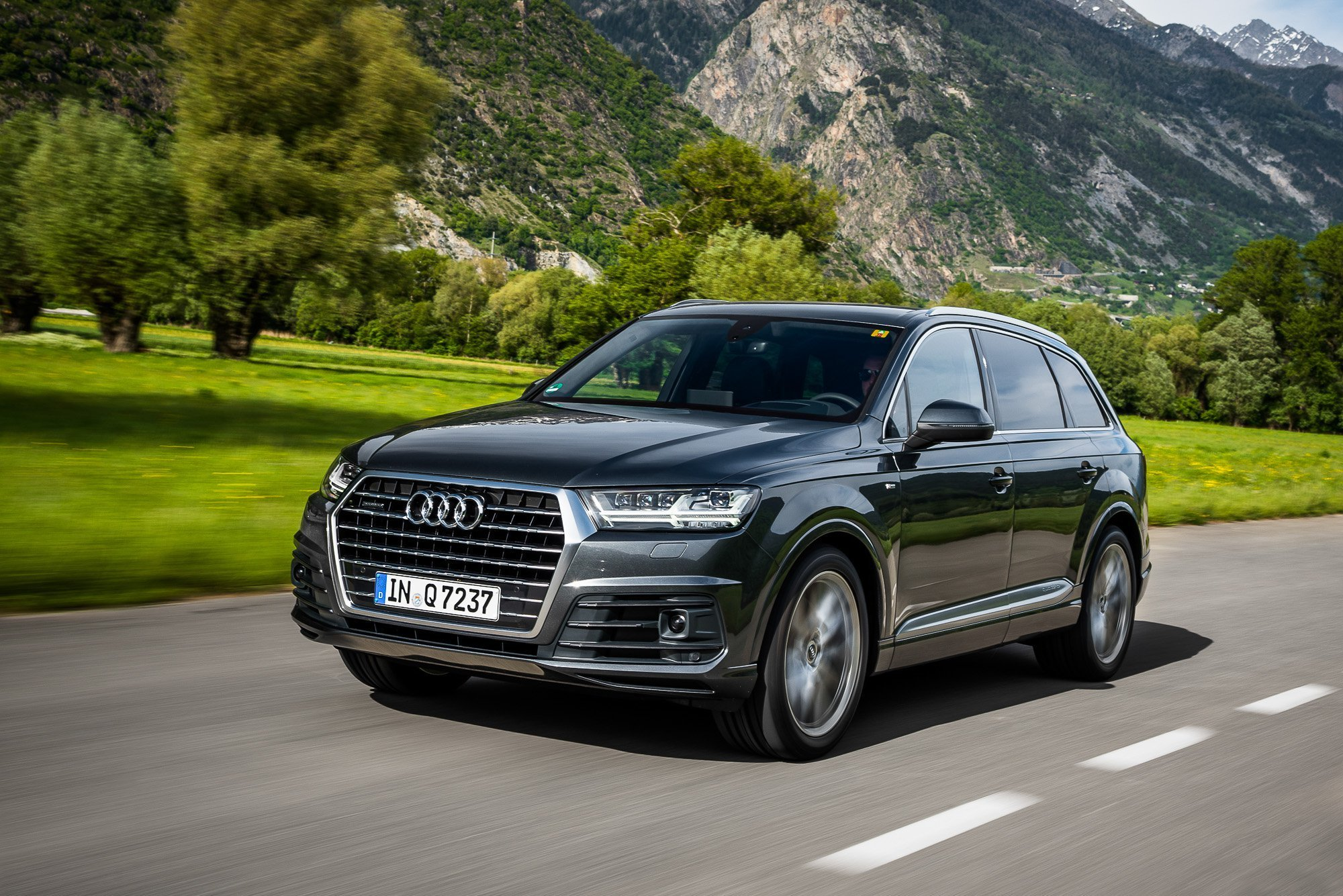 Latest 2016 Audi Q7 Review Photos Caradvice Free Download