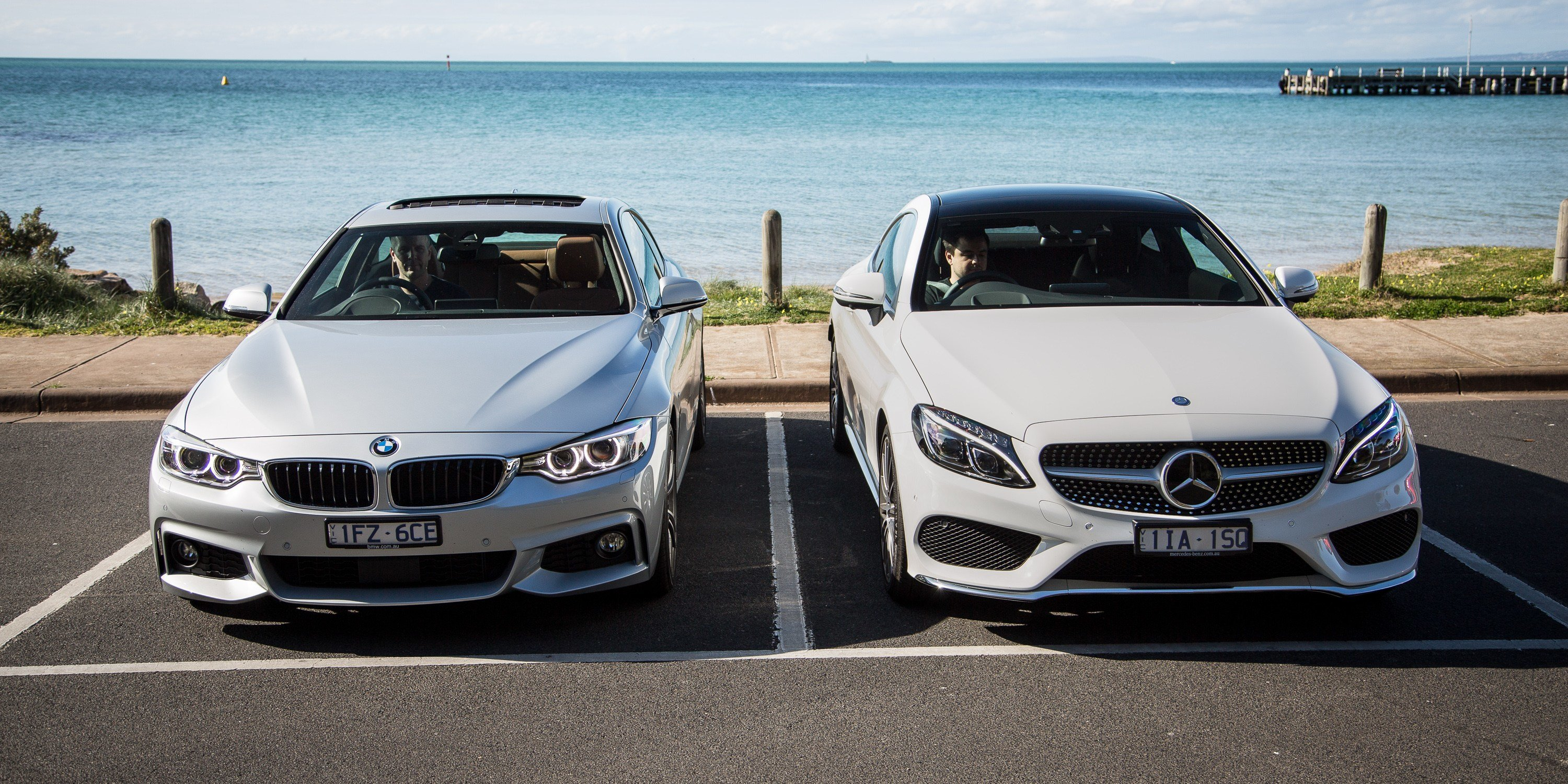 Latest 2016 Mercedes Benz C300 Coupe V Bmw 430I Comparison Free Download