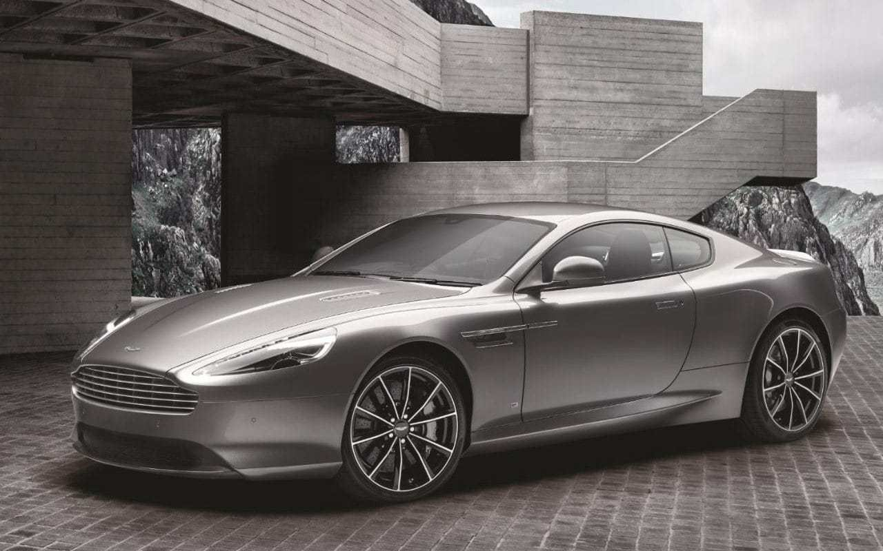 Latest Aston Martin Reveals Db9 Gt Bond Edition Free Download