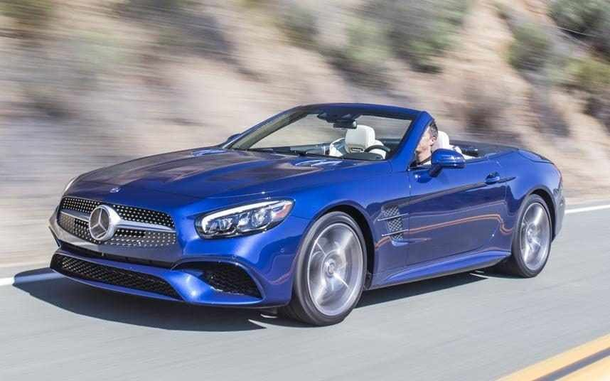 Latest 2016 Mercedes Sl Review Free Download