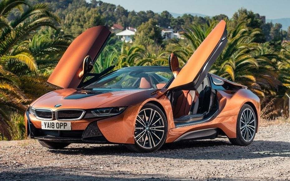Latest Bmw I8 Roadster A £125 000 Convertible Hybrid Supercar Free Download
