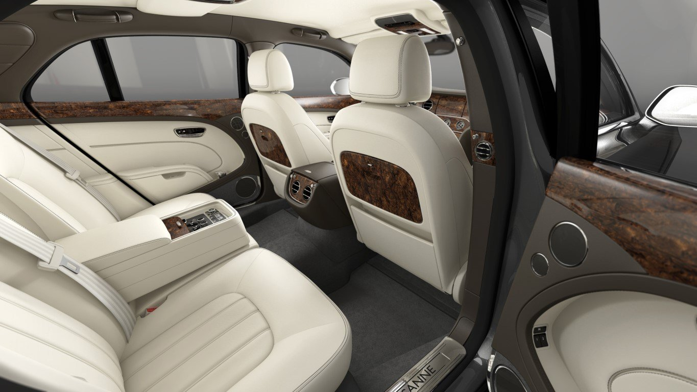 Latest Bentley Mulsanne's Luxurious Interior The Luxpad Free Download