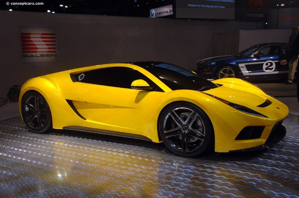Latest 2008 Saleen S5S Raptor Concept Image Photo 10 Of 34 Free Download