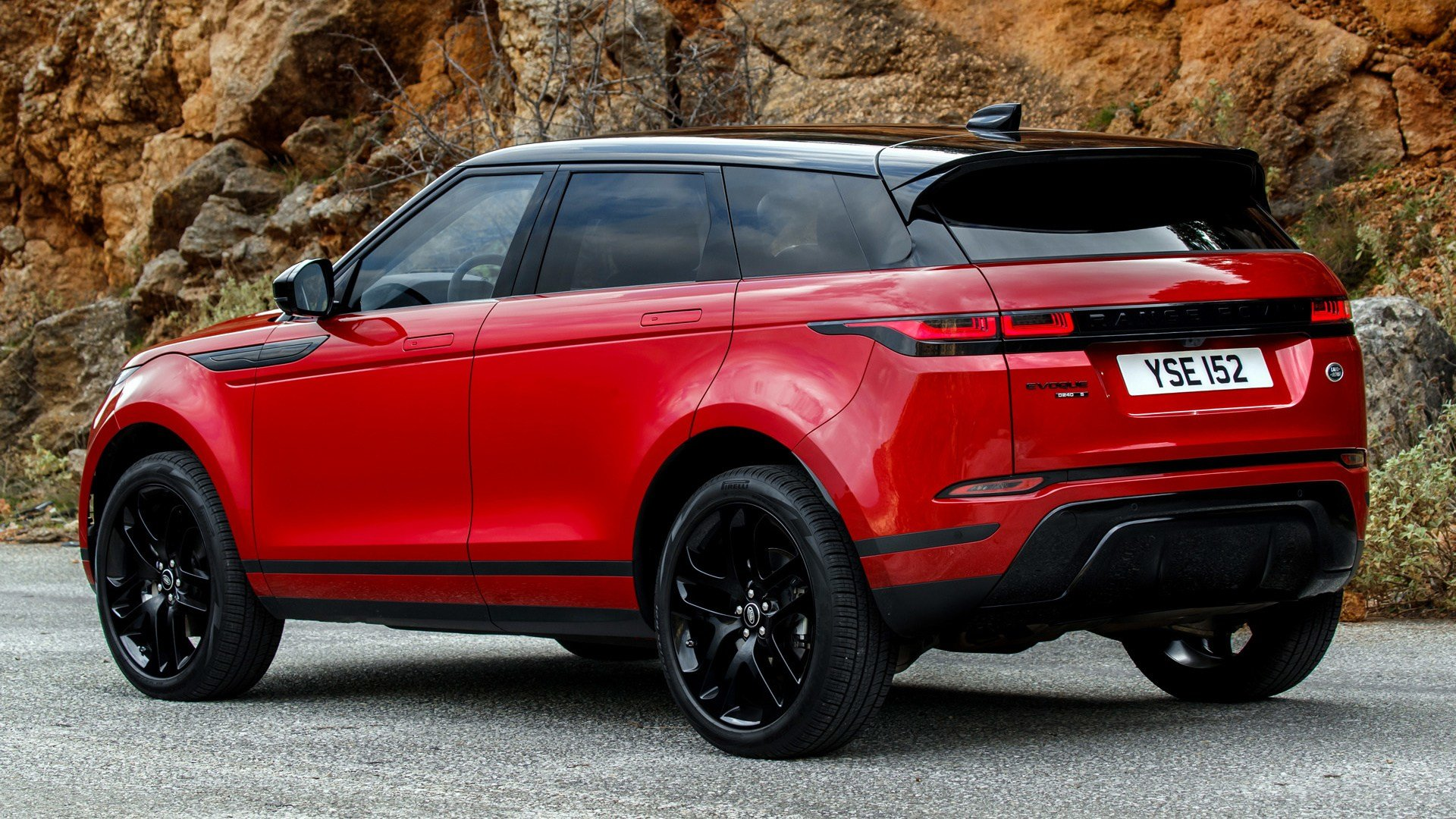 Latest 2019 Range Rover Evoque Black Pack Wallpapers And Hd Free Download