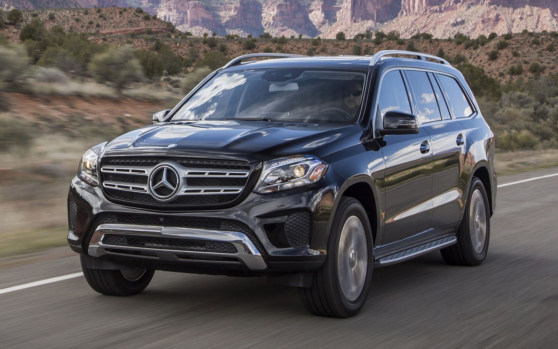 Latest 2017 Mercedes Benz Gls Class Us Wallpapers And Hd Free Download