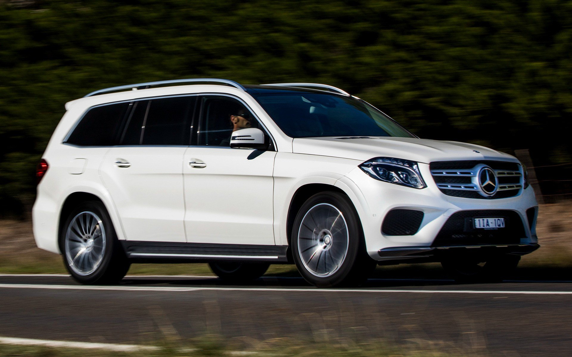 Latest Mercedes Benz Gls Class Amg Line 2016 Au Wallpapers And Free Download