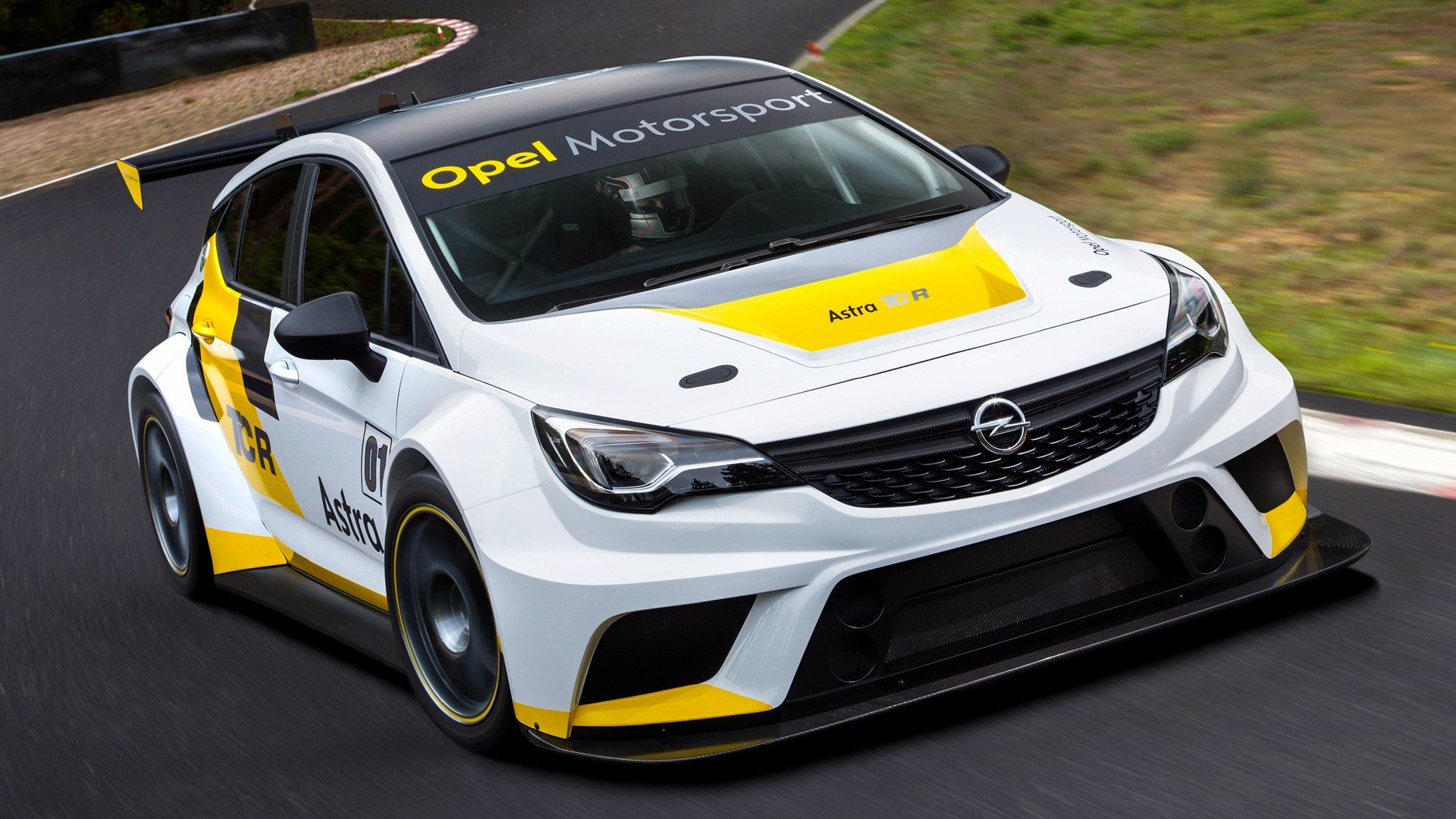Latest 2016 Opel Astra Tcr Wallpapers And Hd Images Car Pixel Free Download