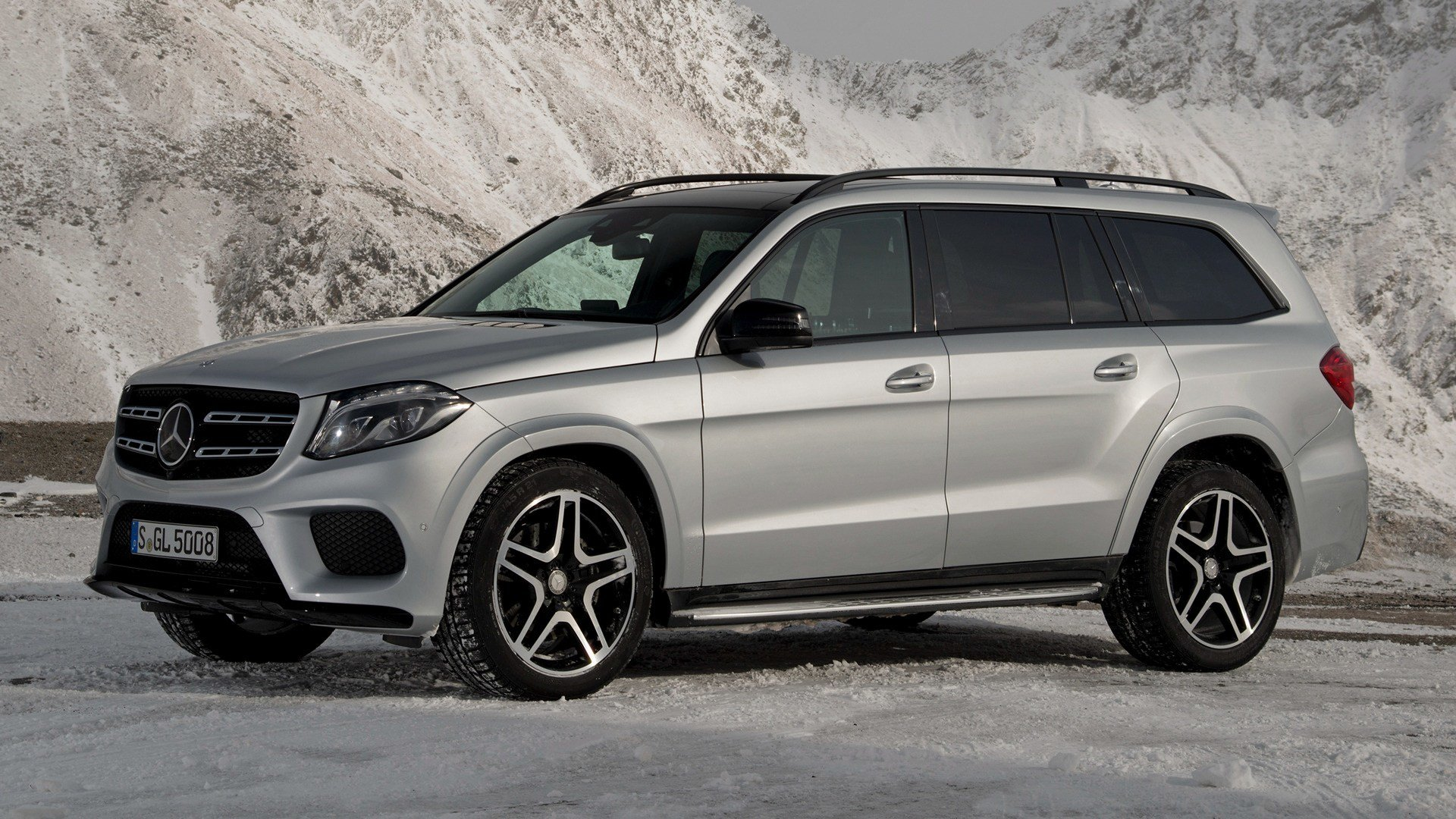 Latest 2016 Mercedes Benz Gls Class Amg Line Wallpapers And Hd Free Download
