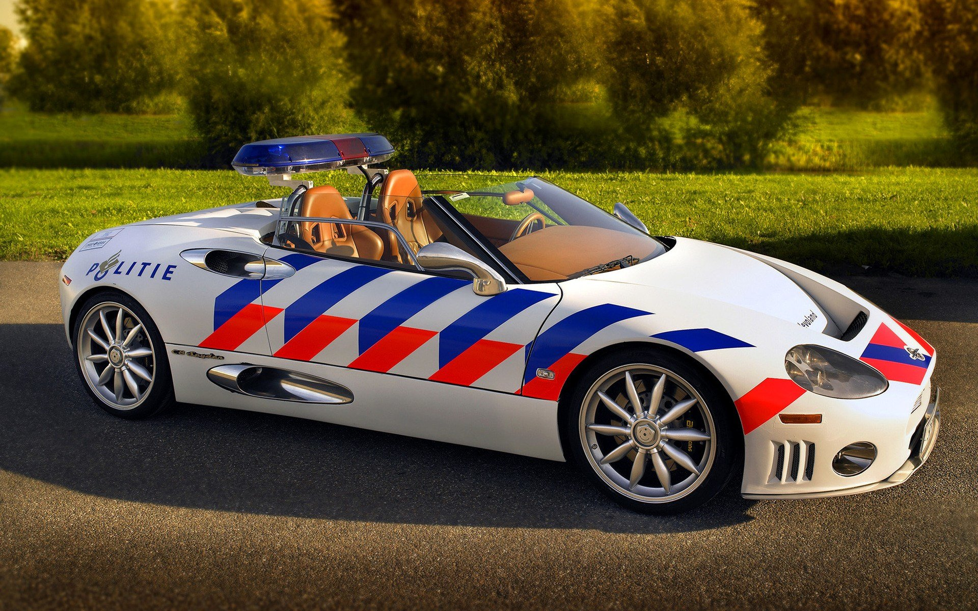 Latest 2006 Spyker C8 Spyder Politie Wallpapers And Hd Images Free Download