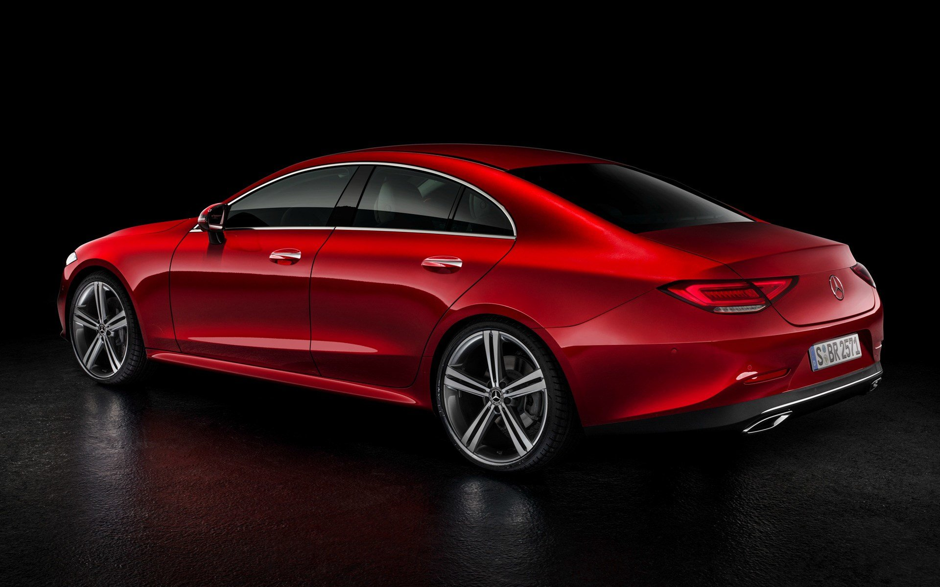 Latest 2018 Mercedes Benz Cls Class Wallpapers And Hd Images Free Download