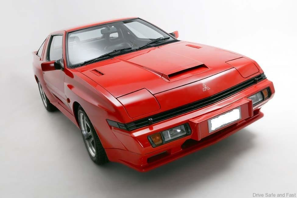 Latest Mitsubishi Starion Turbo Wide Arched Used Supercar Review Free Download