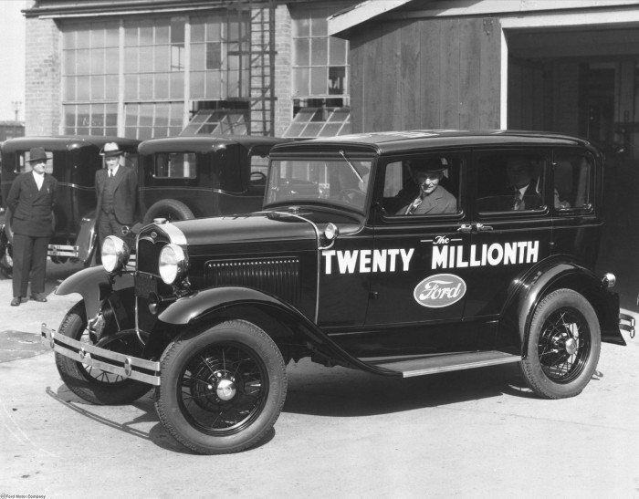 Latest This Day In History 1927 Ford Reveals Its Model A To An Free Download