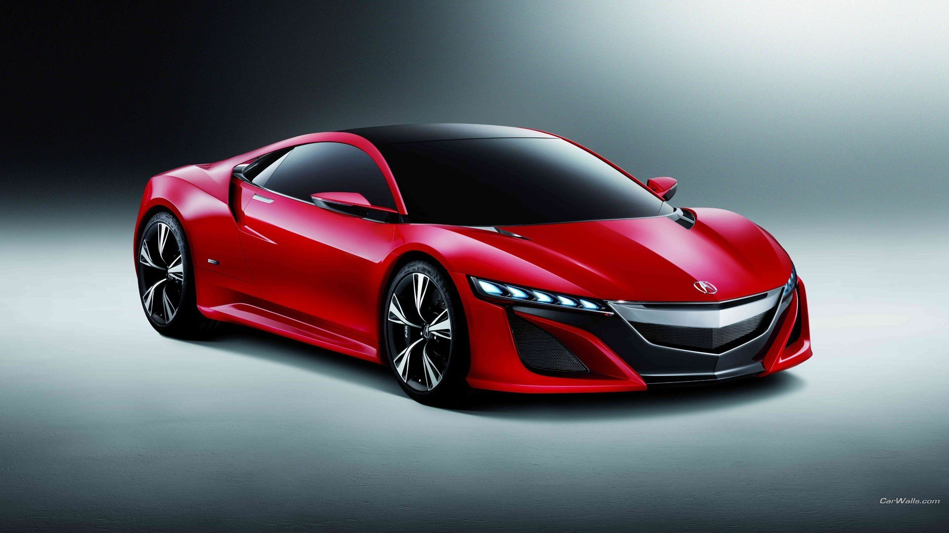 Latest Acura Acura Nsx Car Red Cars Wallpapers Hd Desktop Free Download
