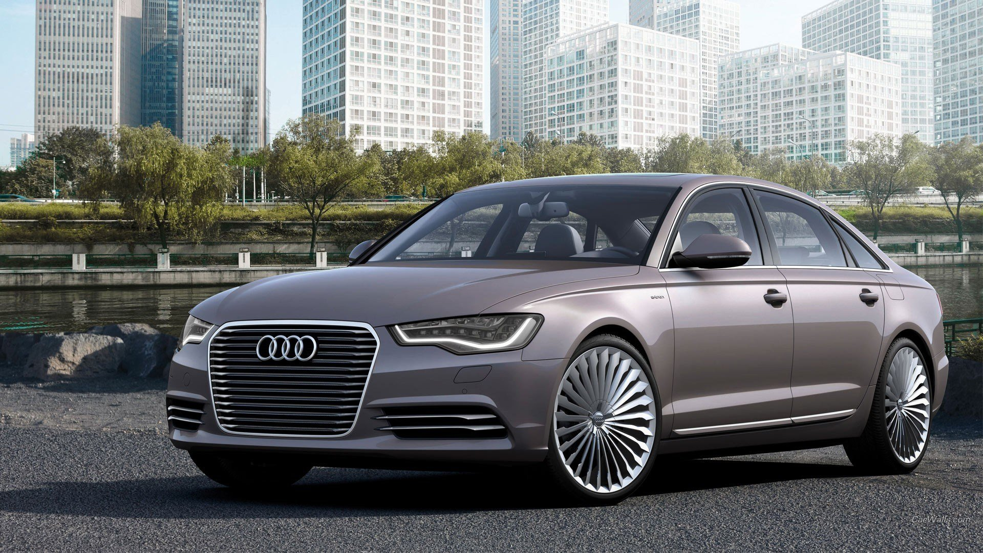 Latest Audi A6 Wallpapers Hd Desktop And Mobile Backgrounds Free Download