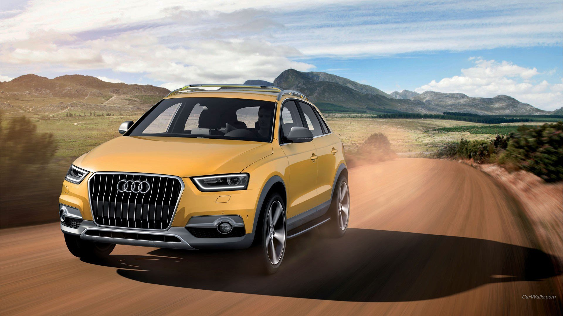 Latest Audi Q3 Wallpapers Hd Desktop And Mobile Backgrounds Free Download