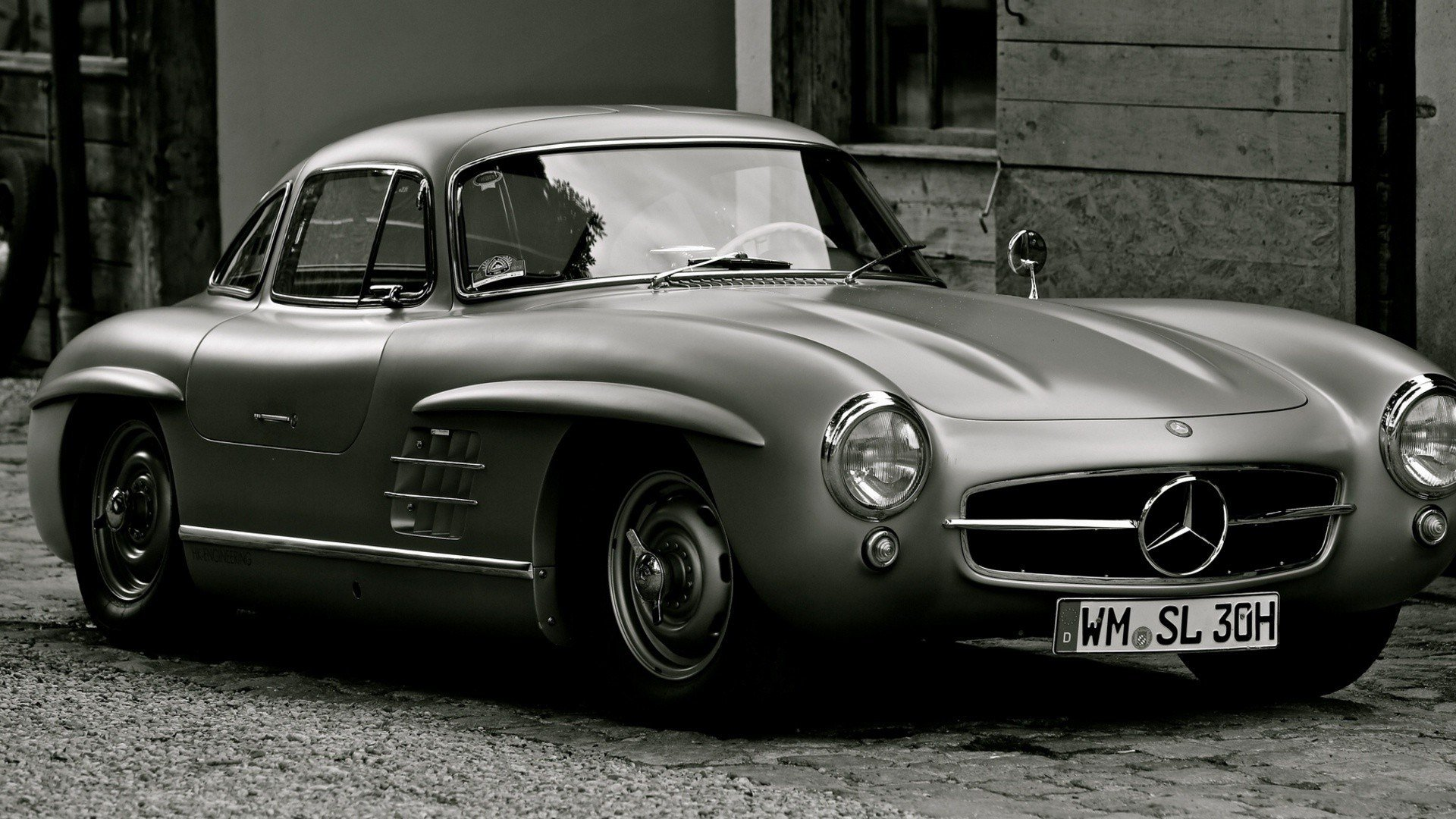 Latest Mercedes Benz Mercedes Benz 300Sl Old Car Wallpapers Hd Free Download