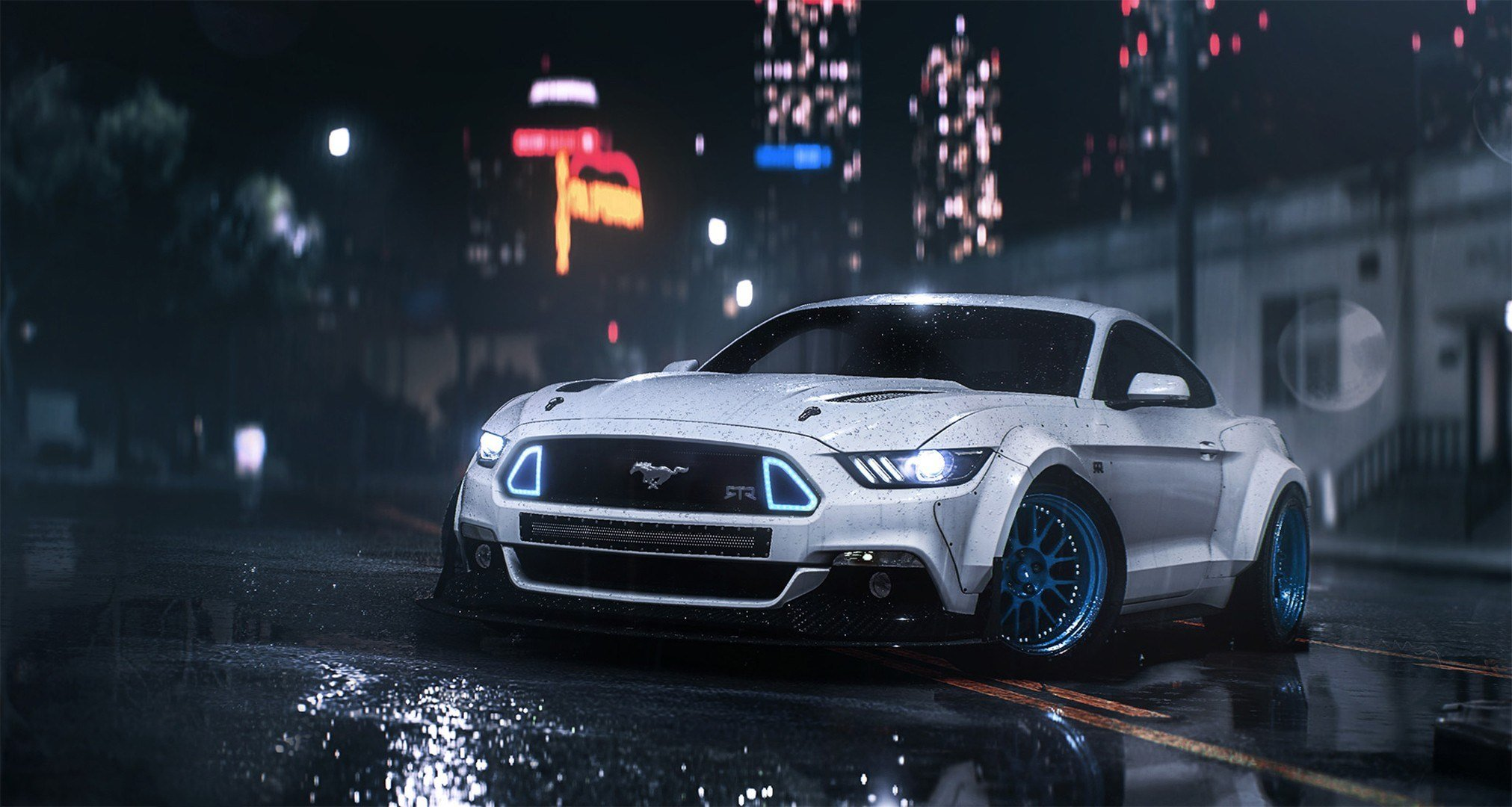 Latest Pictures Of The New Ford Mustang Wallpapers Free Download