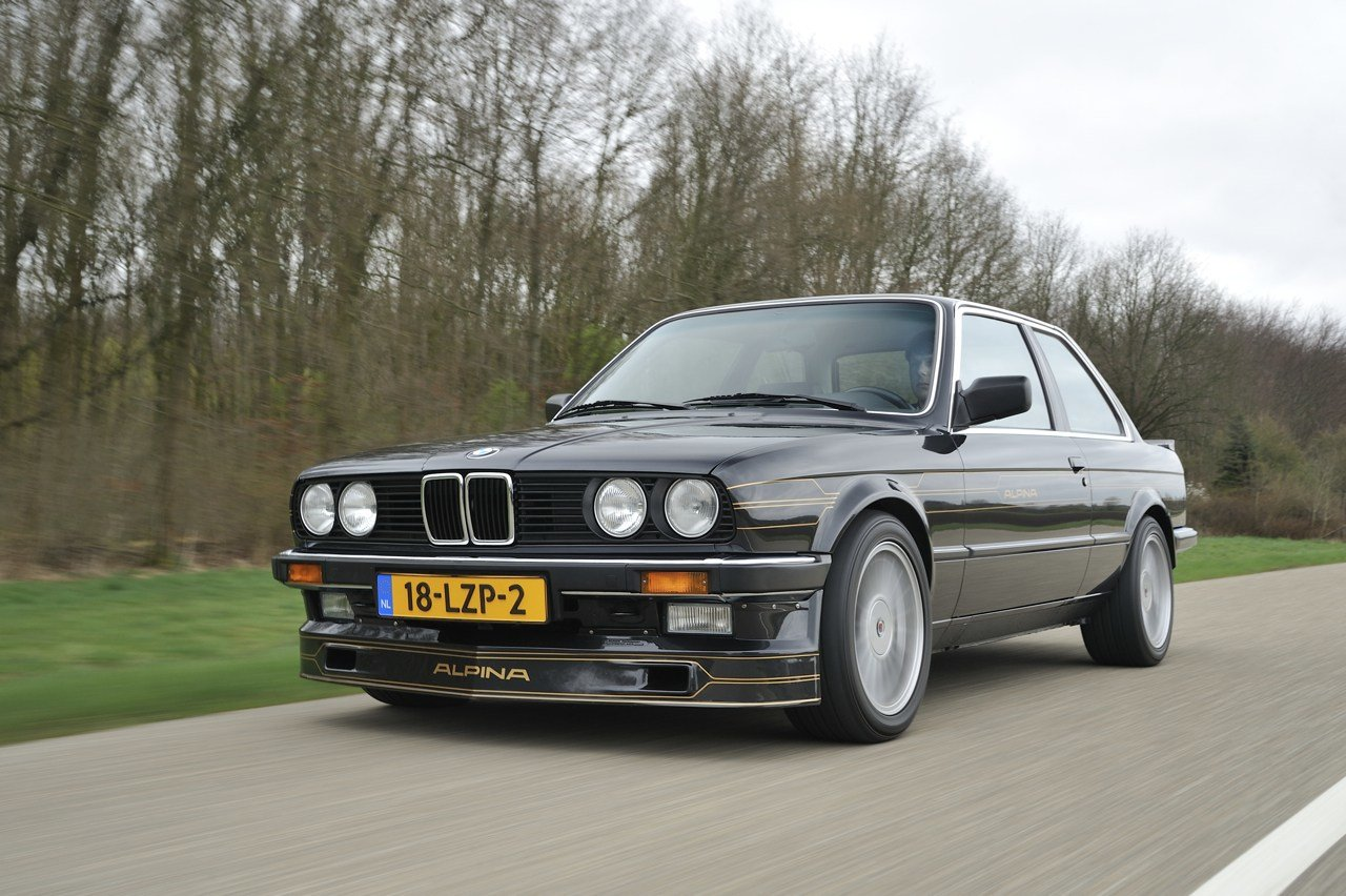 Latest Alpina E30 B6 2 8 The Car That Gave Alpina Its Identity Free Download