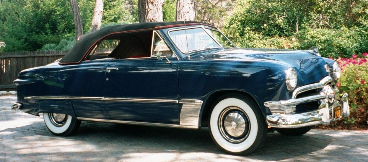 Latest 1950 Ford Convertible For Sale Free Download