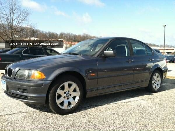Latest 2001 Bmw 325Xi Two Owner Car Always Dealer Maintain Free Download