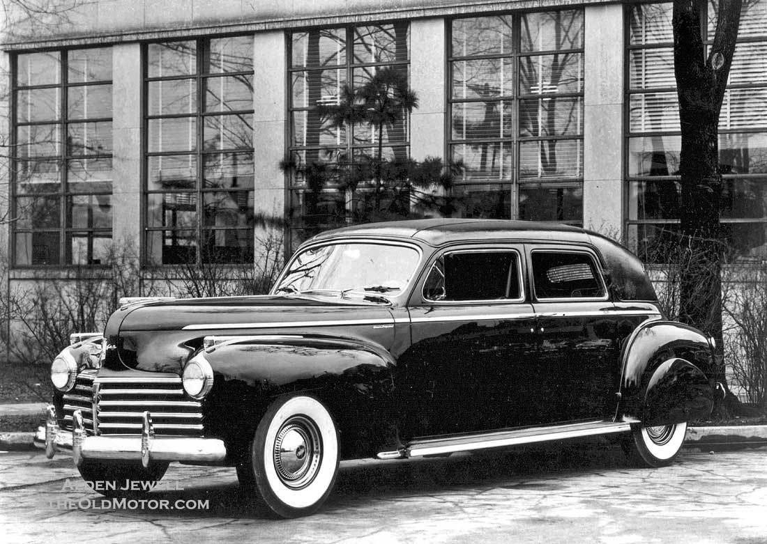 Latest Chrysler Imperial Limousines Of The 1940'S – Luxury Rarely Free Download