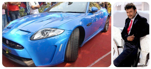 Latest Lavish And Royal Car Collections Of Kannada Star Celebrities Free Download