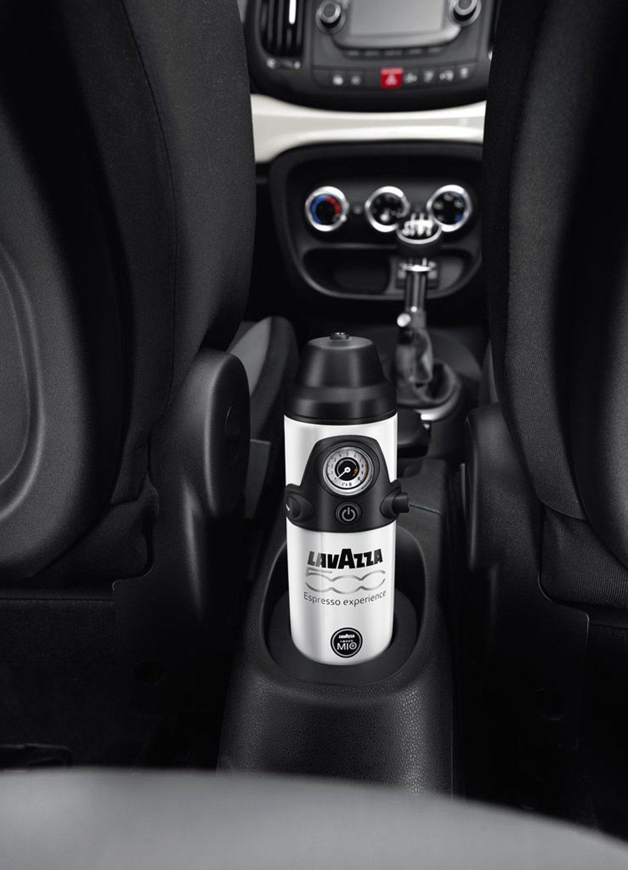 Latest Fiat 500L To Launch With World S First In Car Coffee Maker Free Download