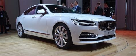 Latest Volvo Cars Launches Its New S90 Premium Sedan In Detroit Free Download