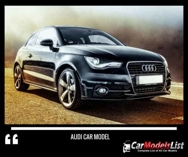 Latest All Audi Models Full List Of Audi Car Models Vehicles Free Download