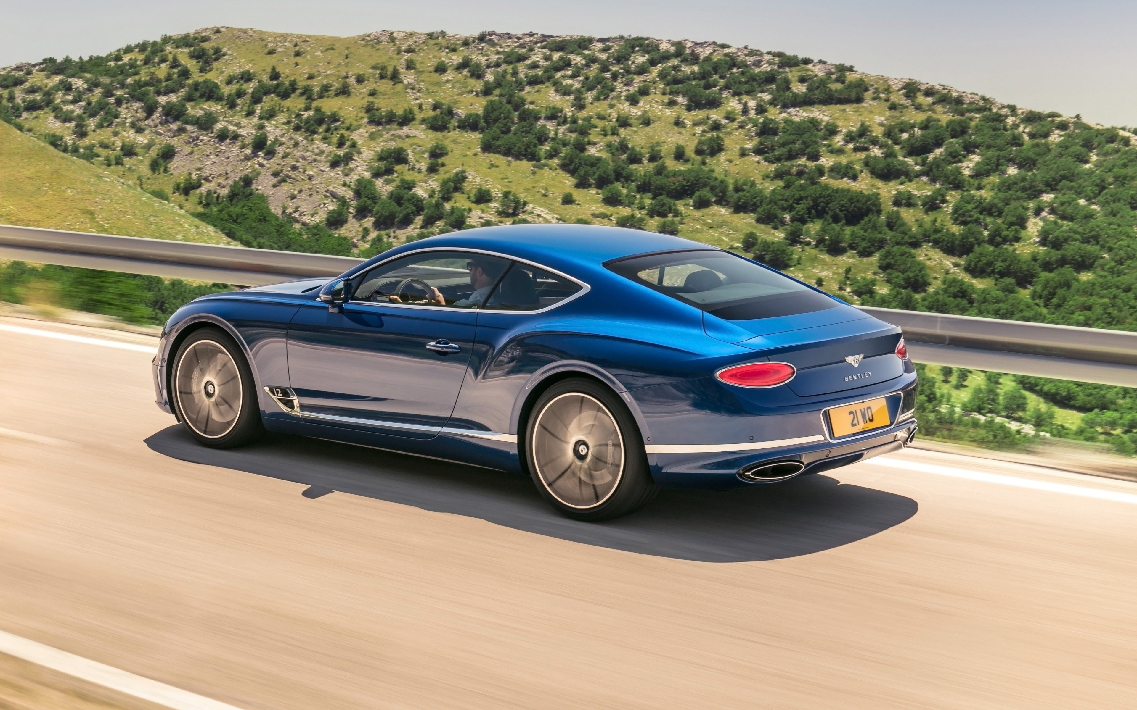 Latest 2018 Bentley Continental Gt Serious Wheels Free Download