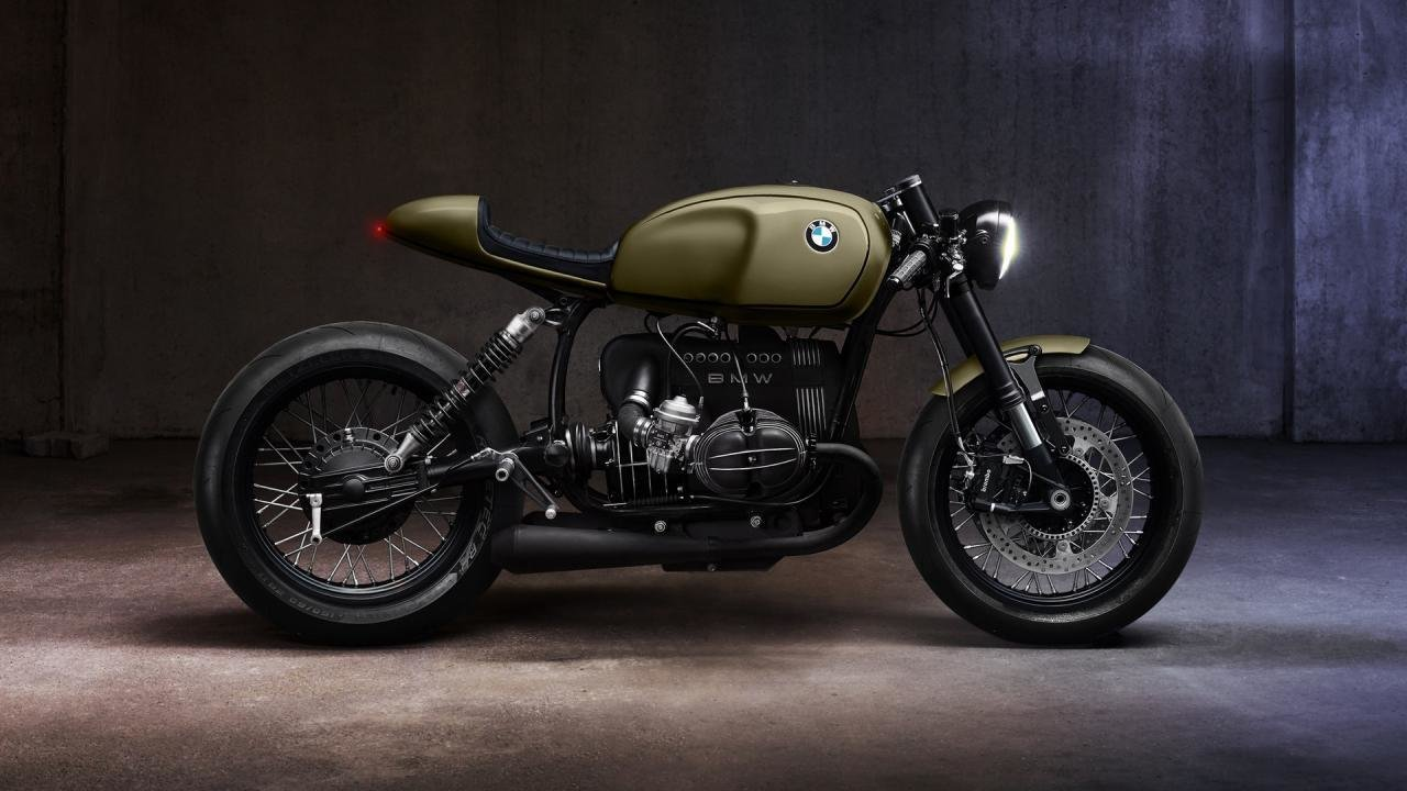 Latest You Need This Glorious Custom Bmw Motorcycle Top Gear Free Download