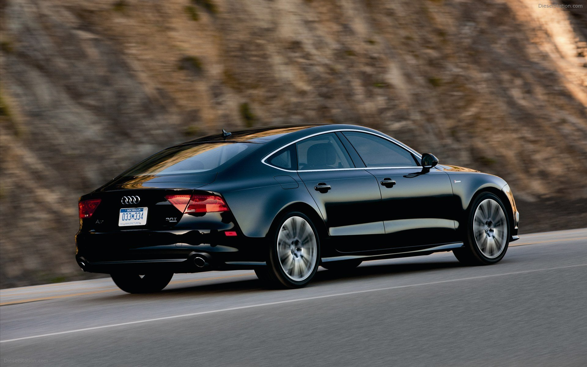 Latest Audi A7 2012 Widescreen Exotic Car Photo 17 Of 56 Free Download