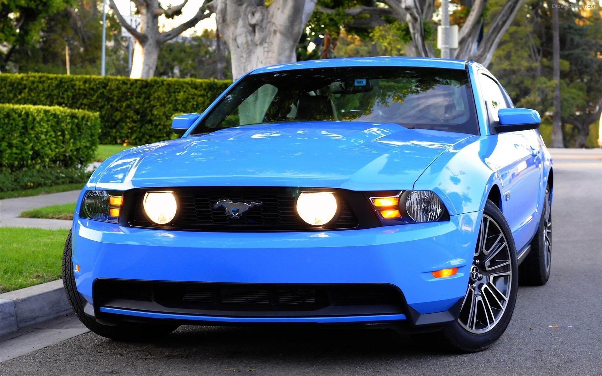 Latest 2010 Ford Mustang Gt Widescreen Exotic Car Image 10 Of 24 Free Download