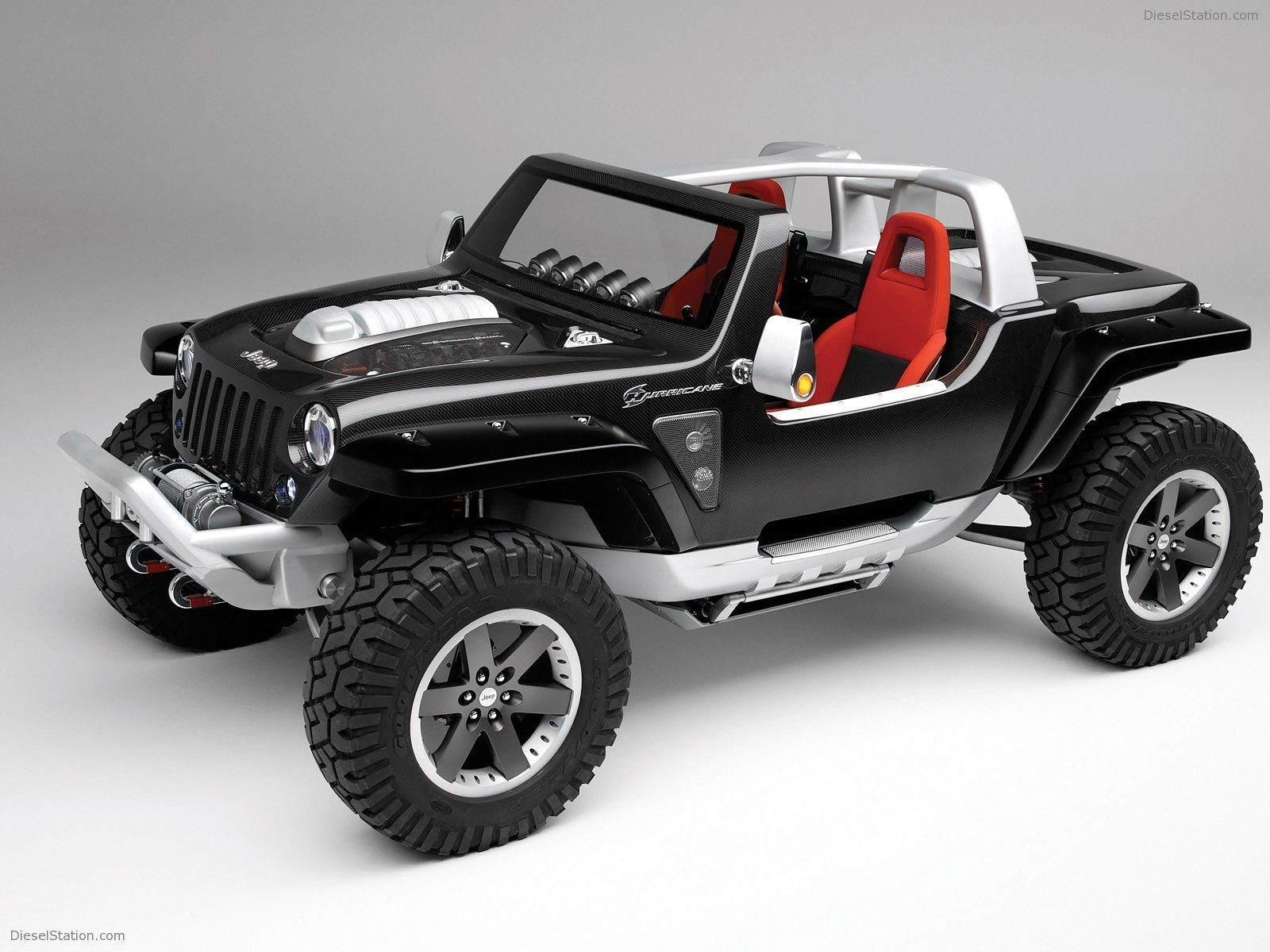 Latest Jeep Hurricane Concept Exotic Car Photo 011 Of 19 Free Download