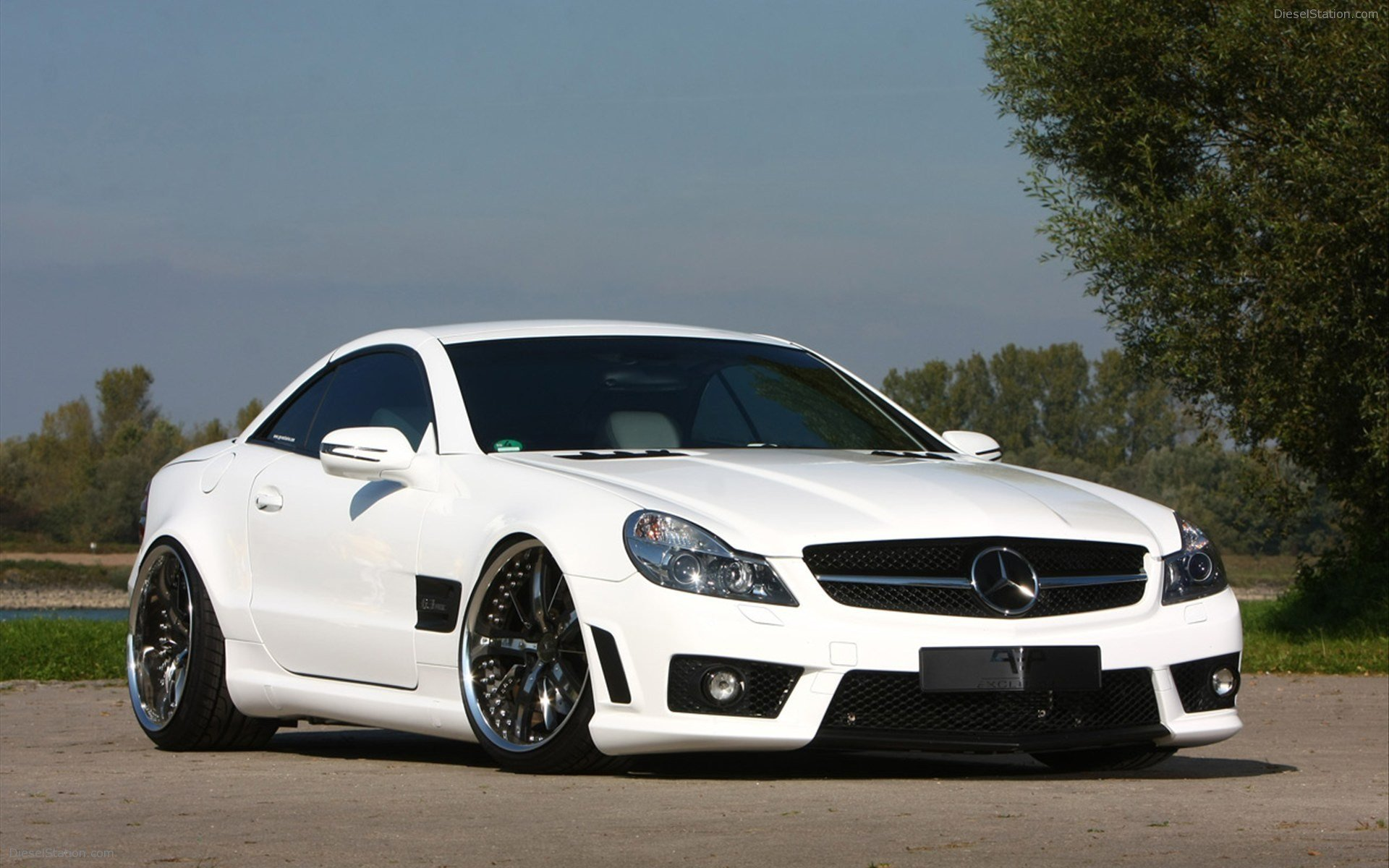 Latest Mercedes Benz Sl R230 2012 Pp Exclusive Widescreen Free Download