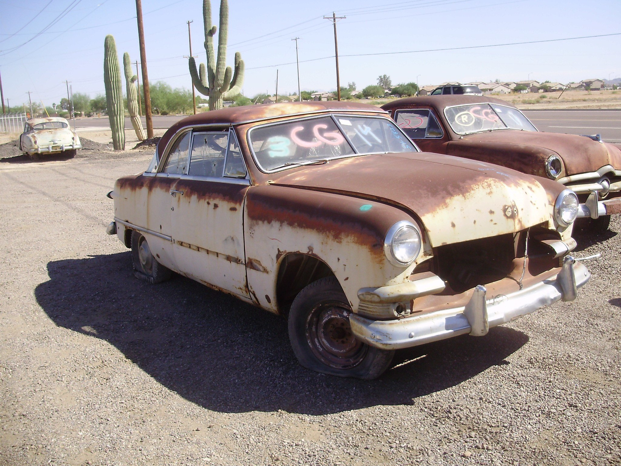Latest 1951 Ford Ford Car 51Fo5823C Desert Valley Auto Parts Free Download Original 1024 x 768