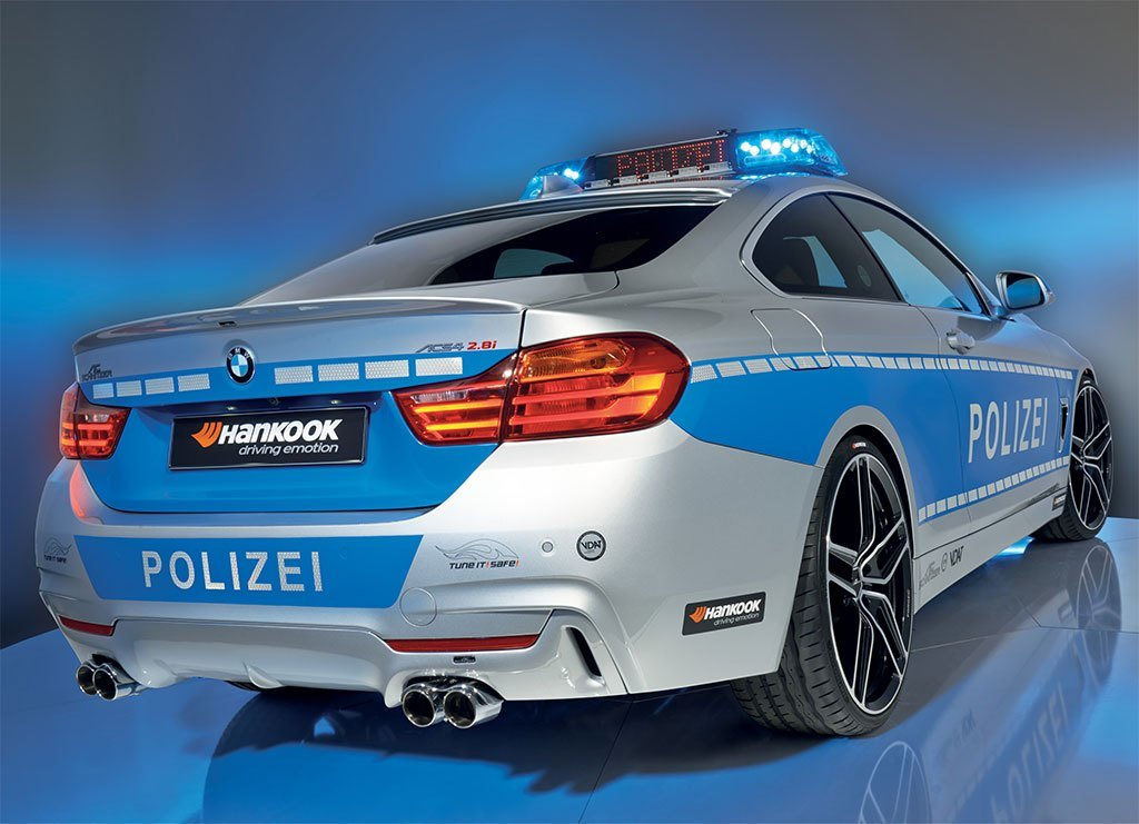 Latest Ac Schnitzer Bmw 428I Police Car Photo 2 13609 Free Download