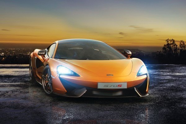 Latest Mclaren 570S The New Sports Car By Joanna Andrews Free Download