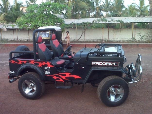 Latest Mahindra Jeep 4791117 Free Download