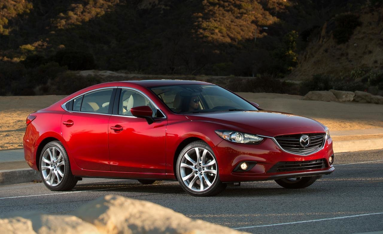 Latest Mazda 6 2014 37 Widescreen Car Wallpaper Free Download