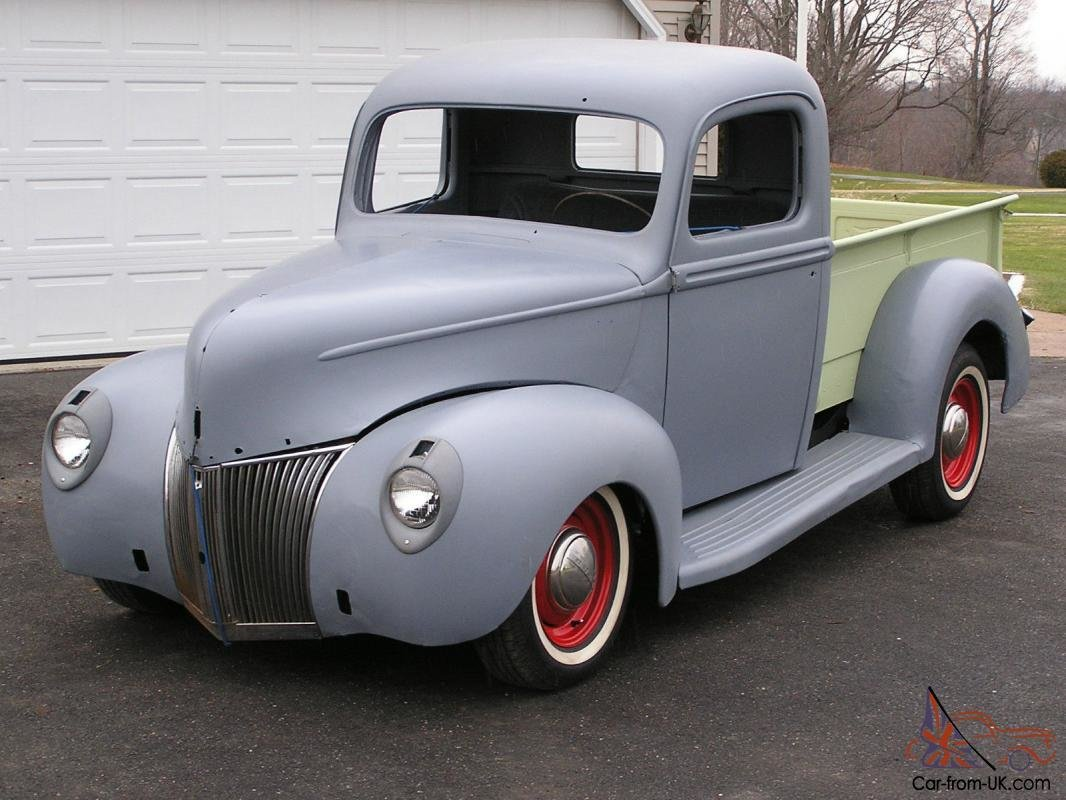 Latest 1940 Ford Pickup Truck Free Download