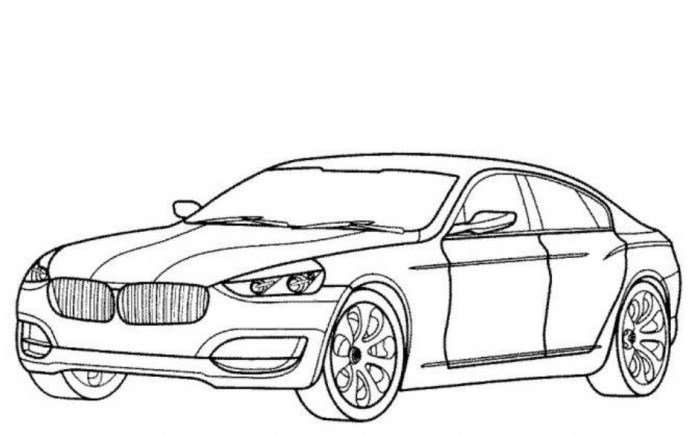 Latest Bmw M5 Car Coloring Pages Printable Free Online Cars Free Download