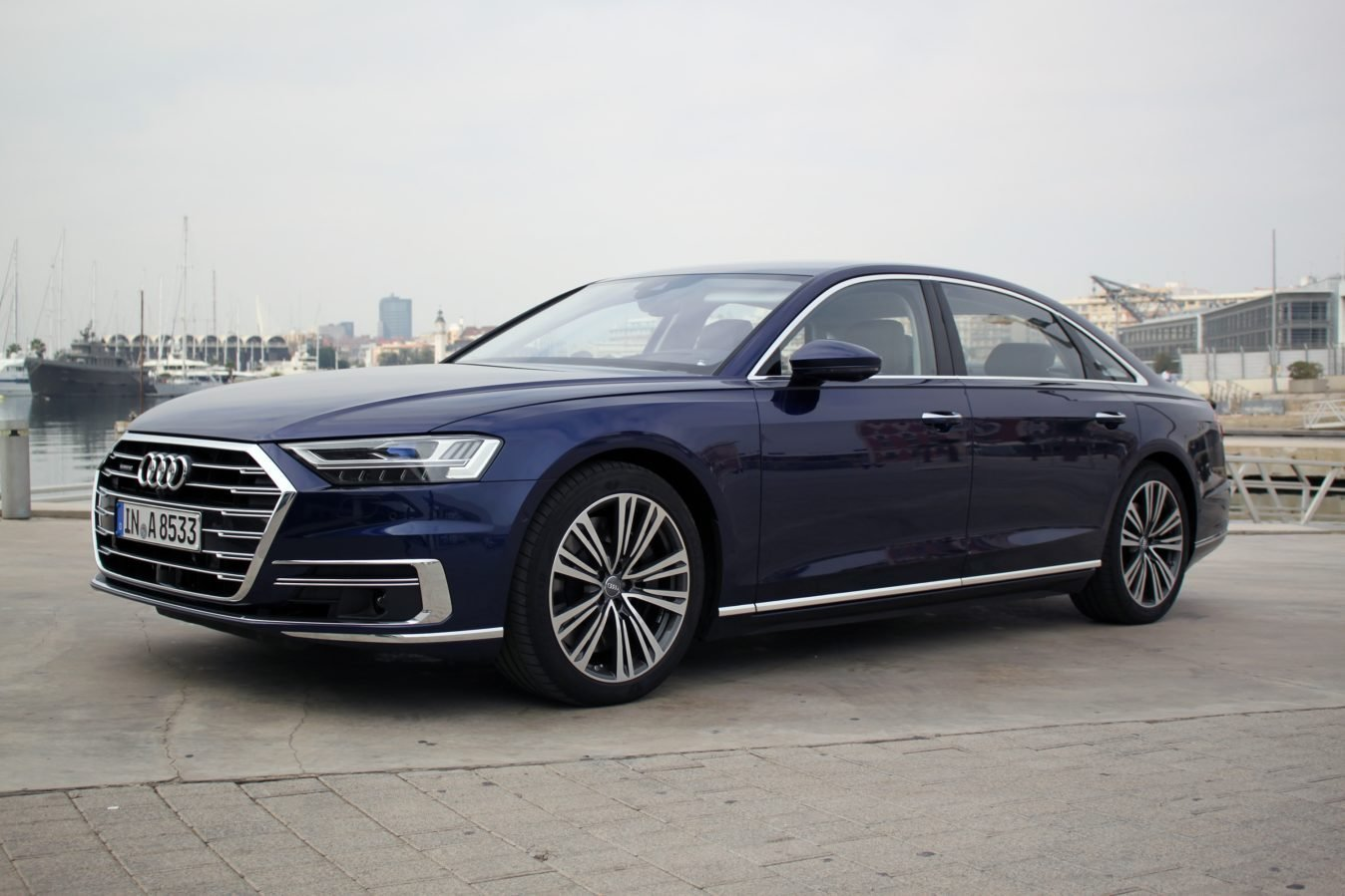 Latest 2019 Audi A6 Side Hd Wallpapers New Car News Free Download
