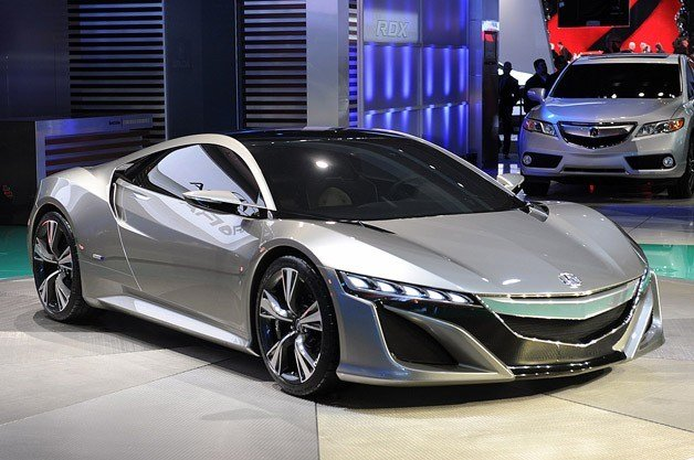Latest 2015 Acura Nsx Coupe Free Download