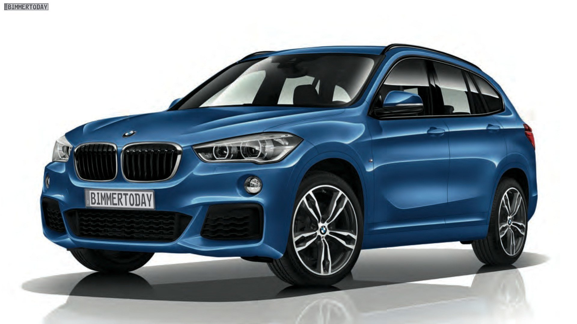 Latest 2016 Bmw X1 With M Sport Package Free Download