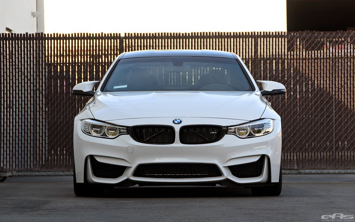 Latest Alpine White Bmw F82 M4 In For Some Mods At Eas Free Download