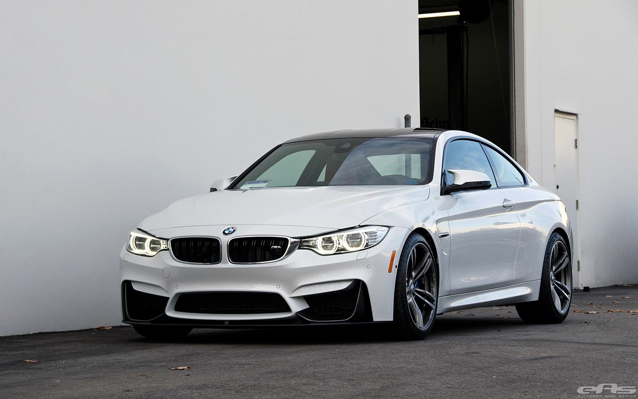 Latest Another Alpine White Bmw M4 Free Download