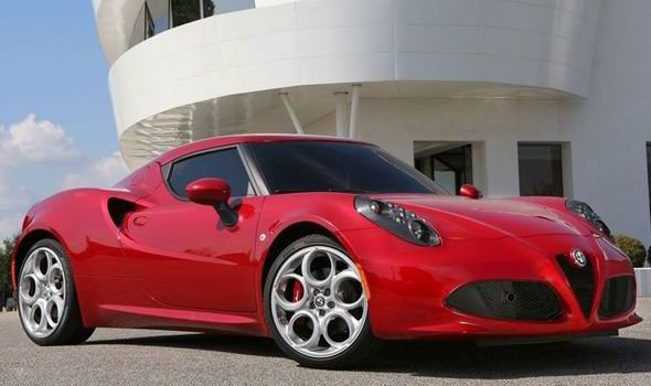 Latest Alfa Romeo Gears Up For Launch Of 160Mph 4C Sports Car Free Download
