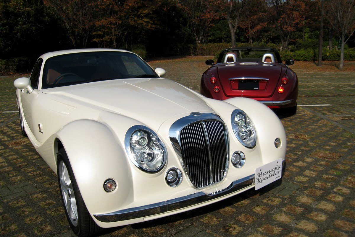 Latest Mitsuoka Roadster Driver S Edition Free Download