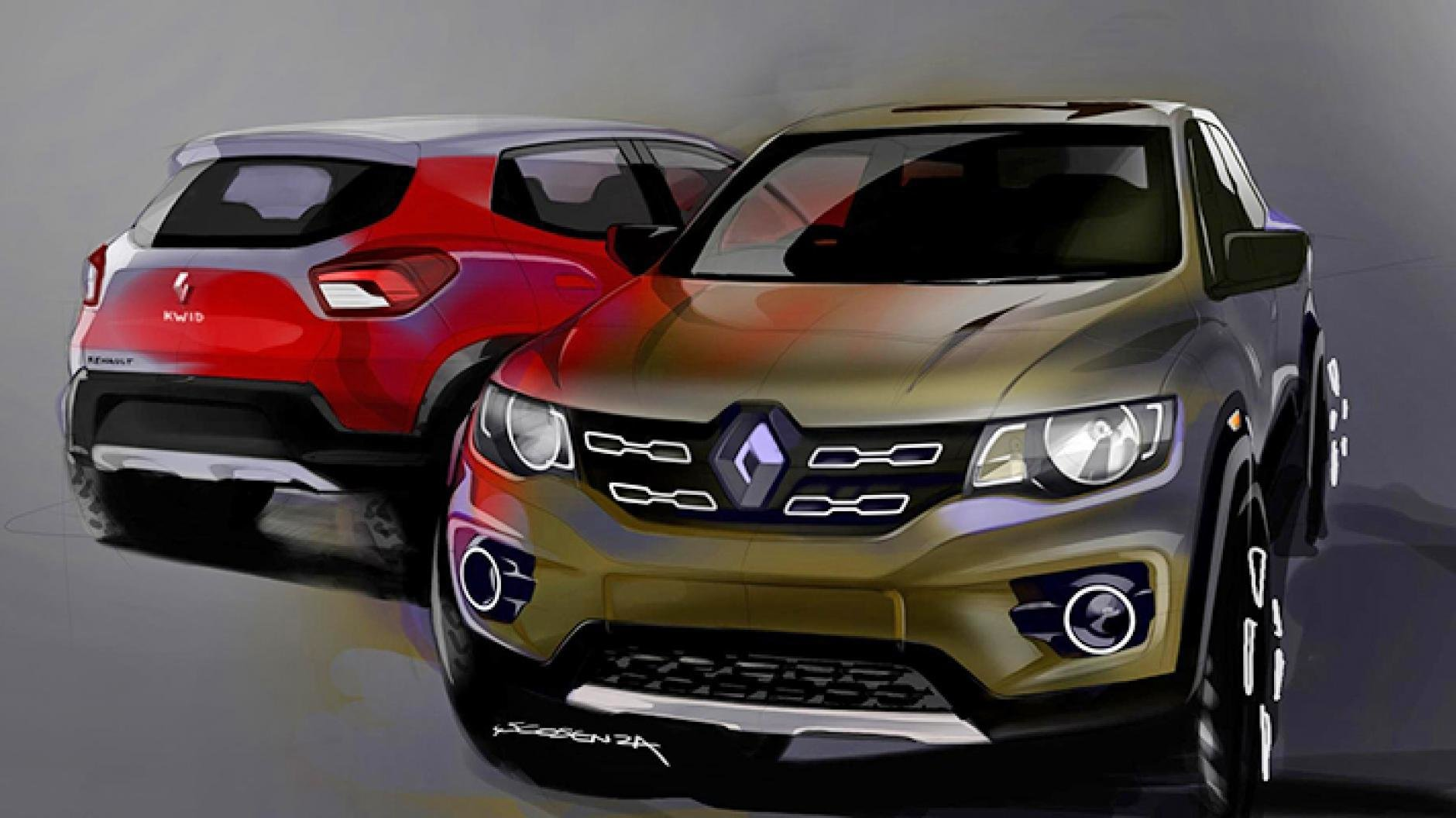 Latest Launched Renault Kwid Features Specifications On Road Free Download